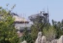 Disneyland Star Wars: Galaxy's Edge Construction Pictures (4/27)
