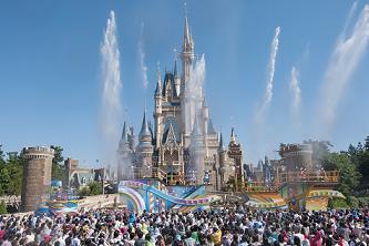 """Disney Natsu Matsui"" at Tokyo Disneyland"