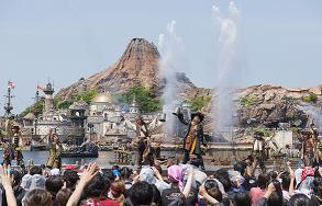 """Disney Pirates Summer"" at Tokyo DisneySea"