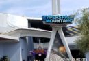 HyperSpace Mountain returned to Disneyland