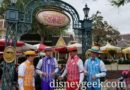 The Dapper Dans of Disneyland