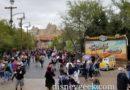 Route 66 Cars Land in Disney California Adventure