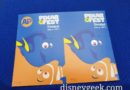 Pixar Fest Annual Passholder Stickers now feature Finding Nemo