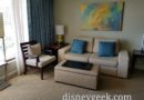 WDW Day 1 – Bay Lake Tower 1 Bedroom Villa Pictures