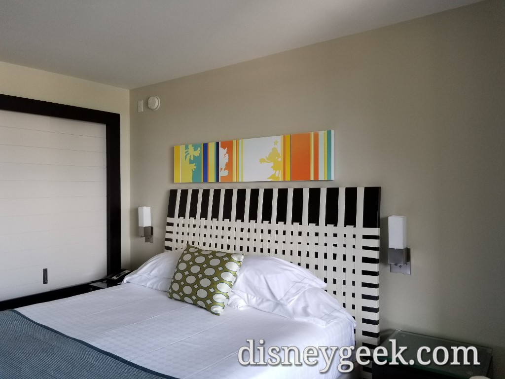 Wdw Day 1 Bay Lake Tower 1 Bedroom Villa Pictures The Geek 39 S Blog