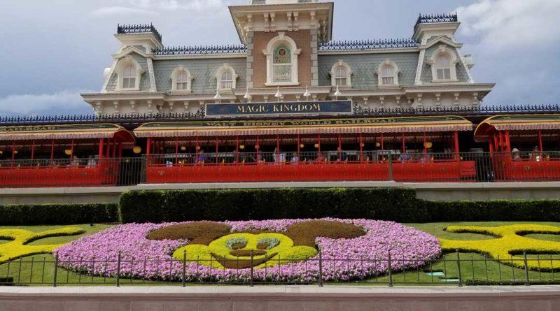 Walt Disney World Sprig 2018