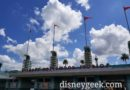 Arriving at Disney's Hollywood Studios