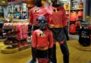 Incredibles Merchandise in Mouse Gear at Epcot