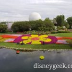 Epcot from the Monorail this morning (several pictures)