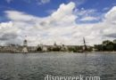 Cruising by Disney's Yacht Club Resort