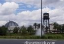 A look around Disney Springs Earlier Today