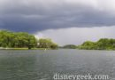 Afternoon storm approaching Bay Lake