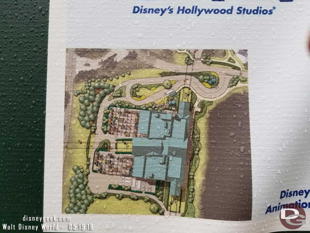 Disney Skyliner Construction Pictures – Caribbean Beach Resort (5/19 ...