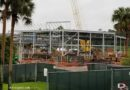 Disney Skyliner Construction Pictures – Caribbean Beach Resort (5/19)