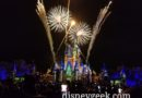 Happily Ever After – Magic Kingdom Fireworks (several pictures)