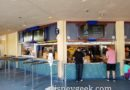 Four of Ten Windows at Tomorrowland Terrace are now Mobile Order Pick Up Locations