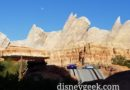 Radiator Springs Racers are Currently Not Moving