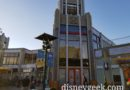 Downtown Disney New Dining Location Construction Pictures from 5/25
