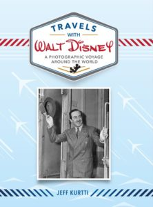 Travels with Walt Disney (Cover)