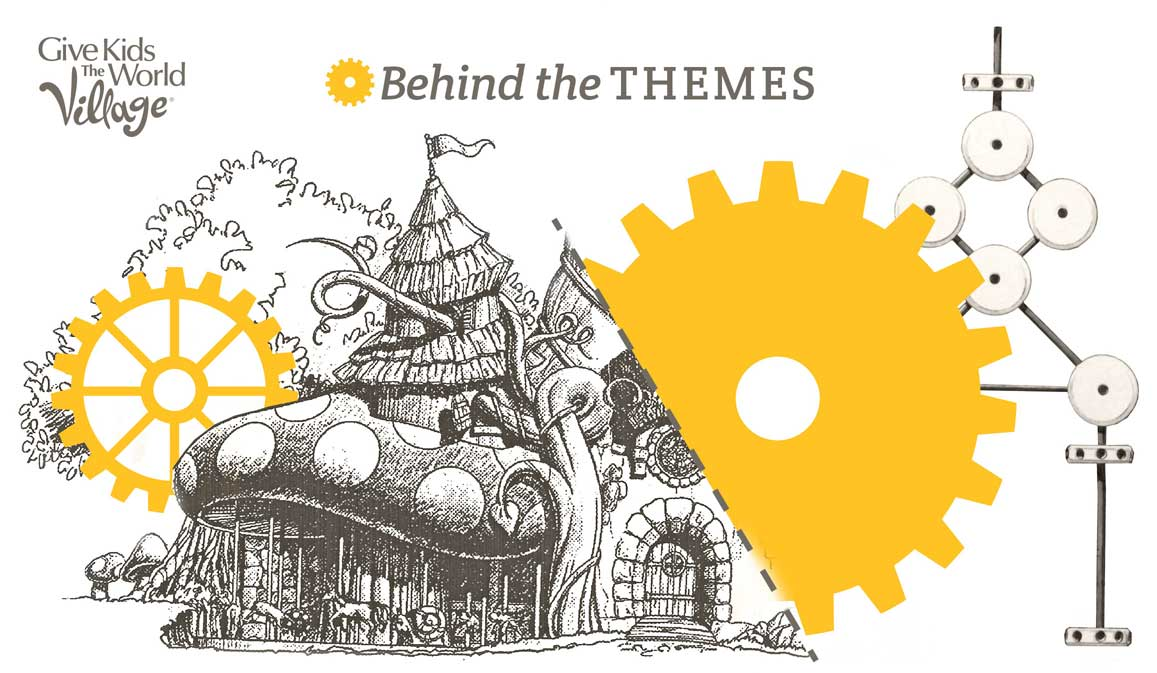 Behind the Themes - Give Kids the World