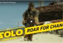 "Star Wars' Chewbacca Challenges Fans to ""Roar for Change"""