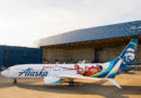 Alaska Airlines Rolls Our a New Themed Plane Featuring Disney•Pixar's Incredibles 2