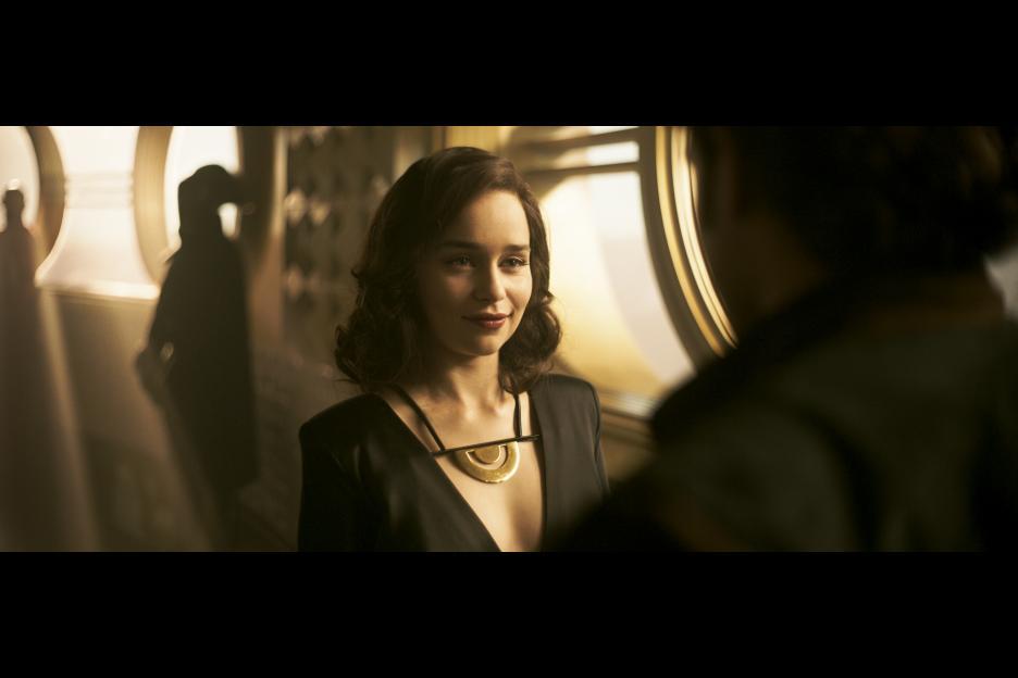 Emilia Clarke - Qi'ra