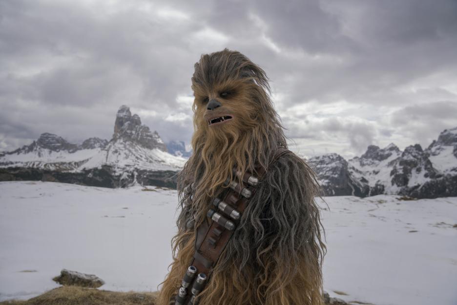 Joonas Suotamo - Chewbacca