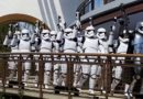 March of the First Order at Disneyland