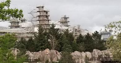 Disneyland Star Wars: Galaxy's Edge Construction Pictures (5/11)