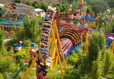 Toy Story Land at Disney's Hollywood Studios Opens Saturday – Some Details of the new land