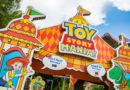 Toy Story Mania! Adds Colorful New Entrance as Curtain Rises on Toy Story Land at Disney's Hollywood Studios