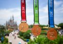 Shanghai Disney Resort Inaugural Disney Inspiration Run Registration, Course & Medal Information