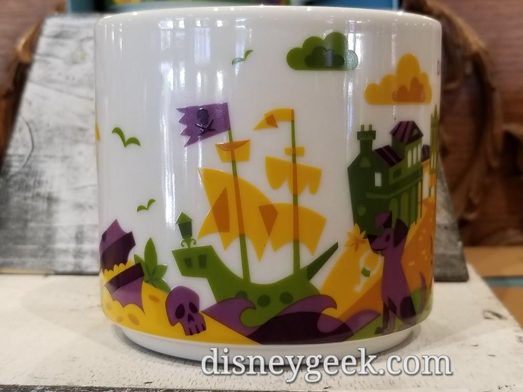 New Starbucks You Are Here Mug Featuring Disneyland New