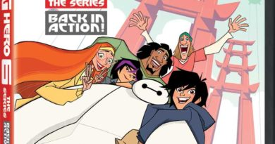 Big Hero 6 The Series – Back in Action!  – On DVD