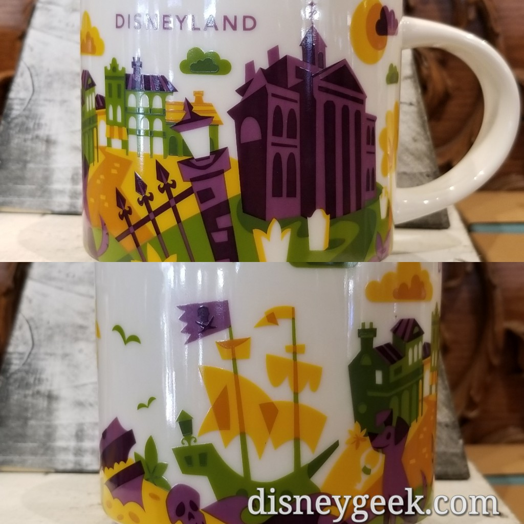 Mug Disneyland You Are Starbucks Featuring Orleans New Here TF31JlKc