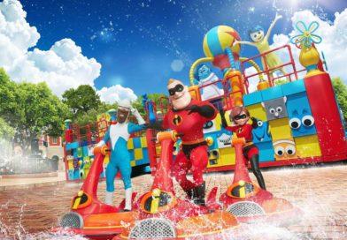 'Carnivale of Stars – Make a Splash' at Hong Kong Disneyland