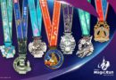 Medals for the 2018 Disneyland Paris Magic Run Weekend Unveiled