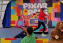 Pixar Pals Dance Party (several pictures)