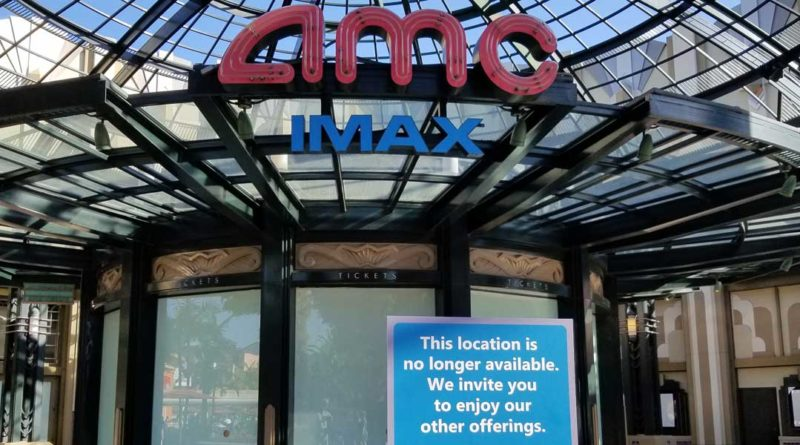 Downtown Disney Closures - AMC