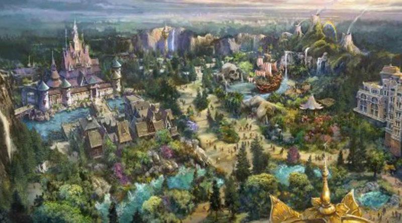 Tokyo DisneySea Expansion - Featured