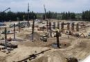 Disneyland New Parking Structure Construction Pictures (6/29)
