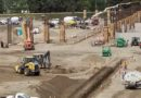 Disneyland New Parking Structure Construction Pictures (6/15)