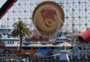 Paradise Pier Transformation to Pixar Pier Pictures (6/08)