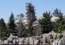 Disneyland Star Wars: Galaxy's Edge Construction Pictures (6/08)