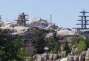 Disneyland Star Wars: Galaxy's Edge Construction Pictures (6/22)
