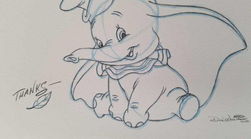 Walt Disney World Sketch