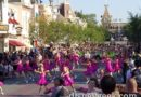 Dance the Magic performing before Pixar Play Parade (Video Clip & Picture)