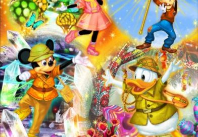 """""""Song of Mirage"""" To Replace """"Out of Shadowland"""" Next Summer at Tokyo DisneySea"""