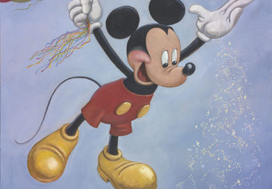 Mickey Mouse's Official Birthday Portrait Unveiled